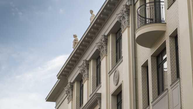 ЖК Малая Бронная, 15 23 квартиры 105 – 410 м² с отделкой,